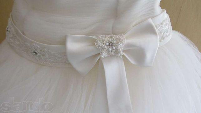 Счастливое свадебное платье.Срочно! Торг!