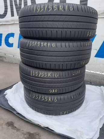 Продам шини б/у195/55R16Мішелін в ідеальному стані.Можливий шиномонтаж
