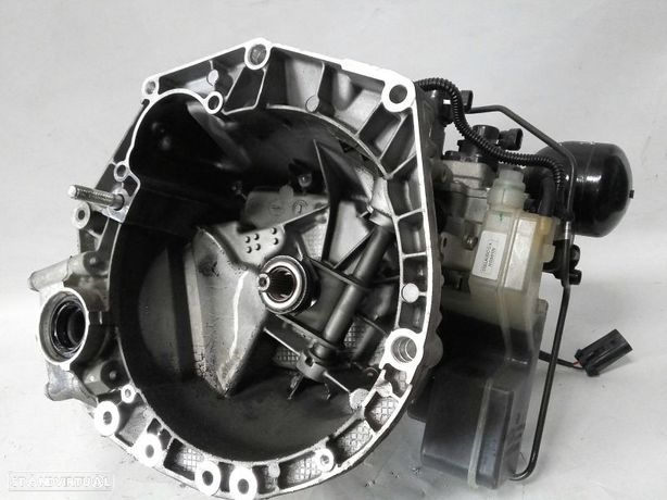 Caixa De Velocidades Automatica Fiat 500 (312_)