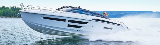 Jacht motorowy WINDY 37 Shamal