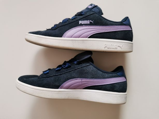 Skórzane buty Nike damskie trampki