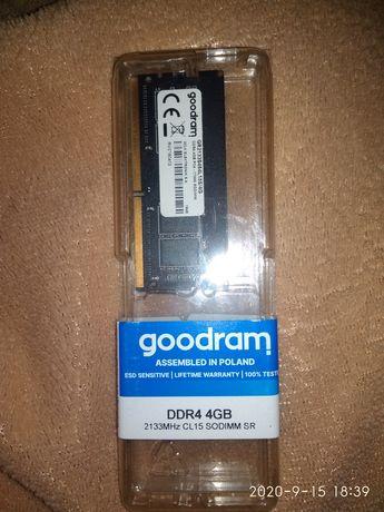 Пам'ять до ноутбука DDR4