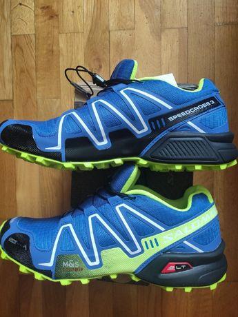Buty do biegania w terenie SALOMON