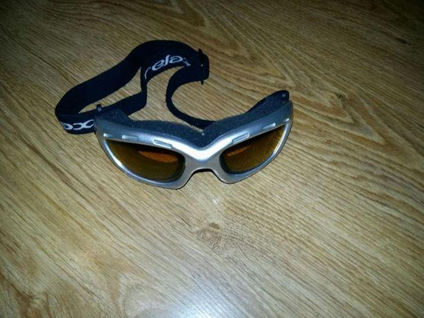 Okulary słoneczne Relax na narty