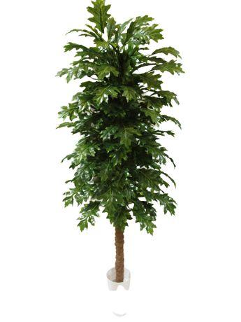Sztuczne Drzewko DĄB Drzewo Kwiaty 160cm Dekoracja