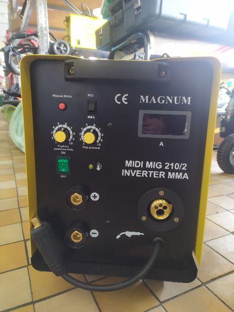 Migomat Magnum MIDI MIG 210/2 INVERTER MMA
