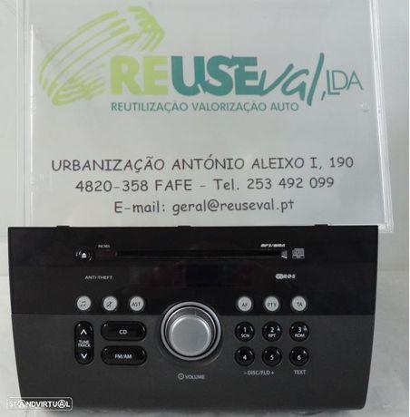 Auto-Radio Suzuki Swift Iii (Mz, Ez)