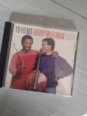 """Cd Yo-Yo Ma & Bobby McFerrin """"Hush"""""""