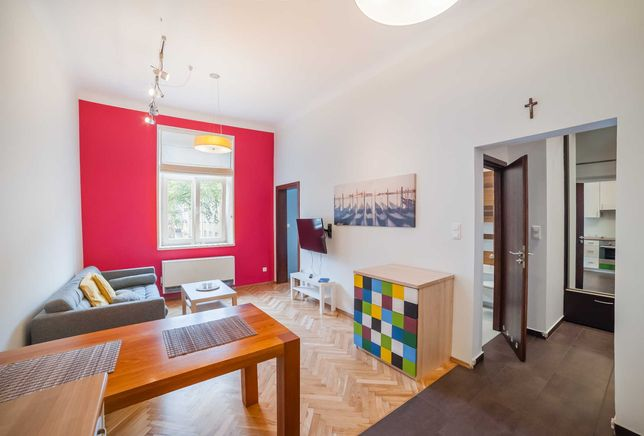 Apartament 35m2, Krowoderska, 2-pokoje, Cosy apt. city centre 2-room