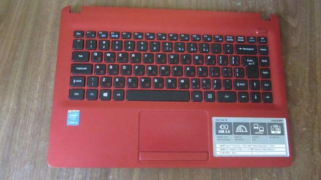 Панель с клавиатурой и тачпадом Acer One 14 Z1402 Z1402-52WM