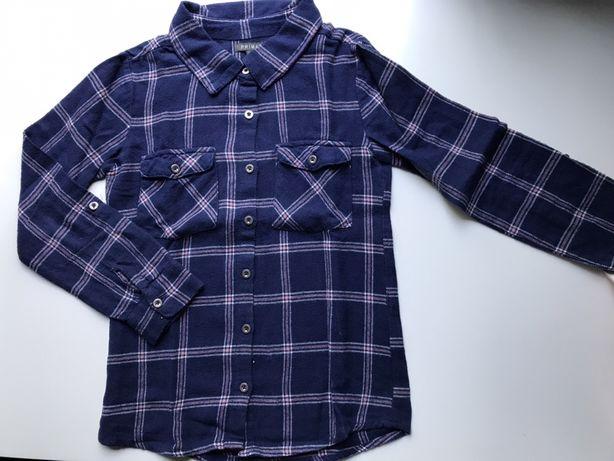 Koszula dla dziewczynki roz 140
