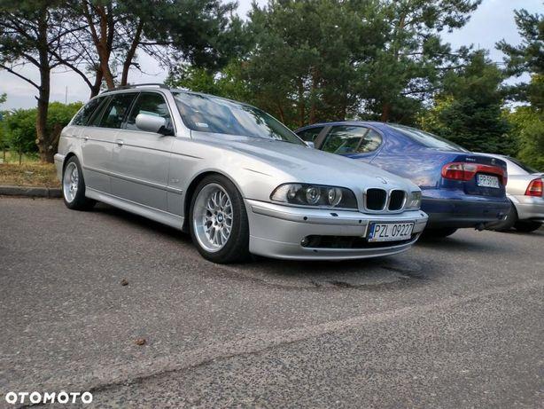 BMW Seria 5 BMW E39 530dA Exclusive Edition