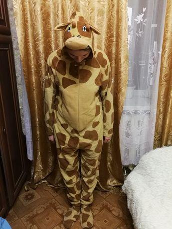 Новогодний костюм Жираф 160