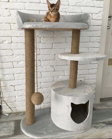 Домики для котиков,Когтеточки