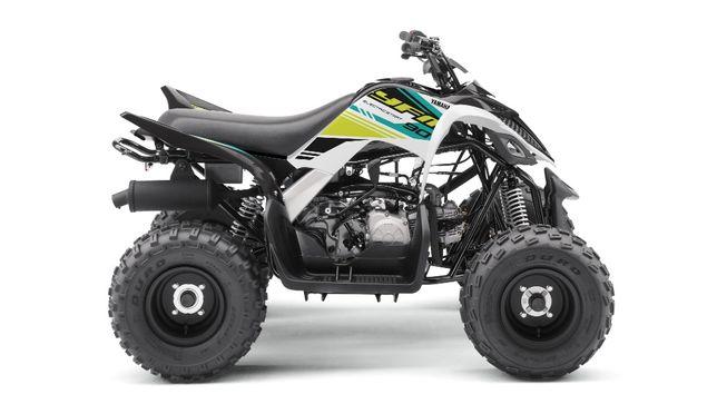 Quad Yamaha YFM 90 2020 ! Autoryzowany Dealer Yamaha Centrum !