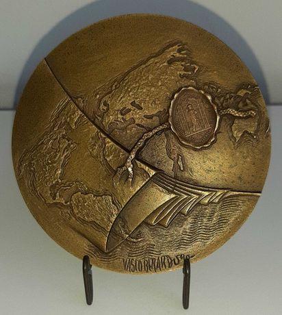 Medalha Comemorativa Bronze de Vasco Berardo