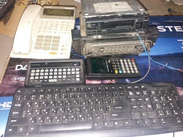Электроника и калькулятор