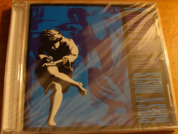 Guns N` Roses - Use Your Illusion II / CD