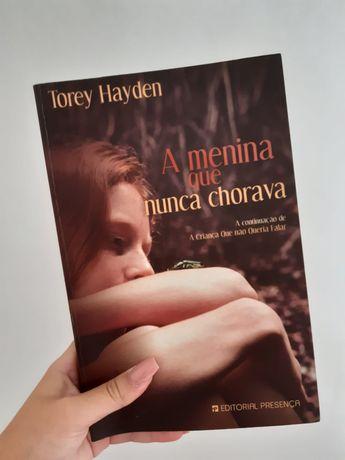 A menina que nunca chorava (Torey Hayden)