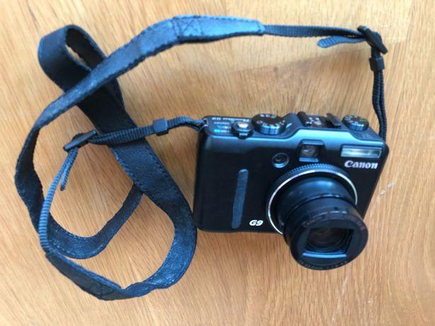 Máquina Fotográfica Canon G9