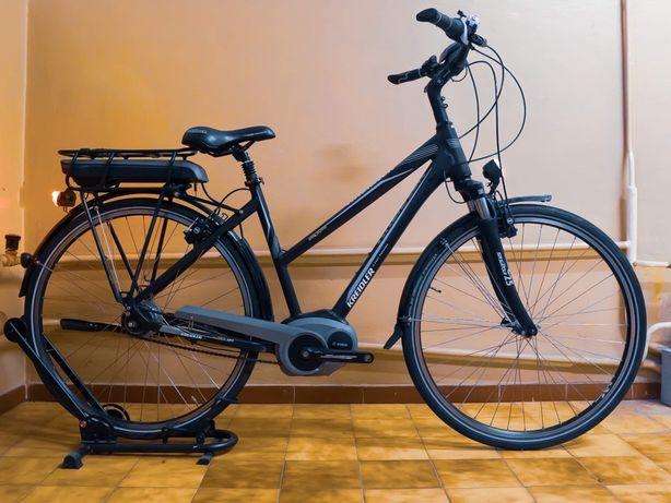 Rower elektryczny damski Kreidler Vitality Eco 6 rama 50 koła 28