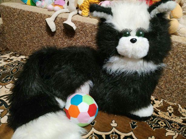 БОЛЬШАЯ мягкая игрушка кошка КОШЕЧКА !