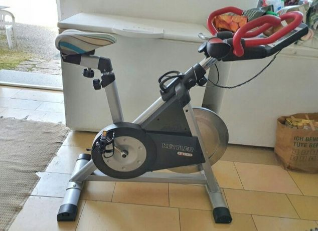 Rower spiningowy kettler Racer magnetyczny