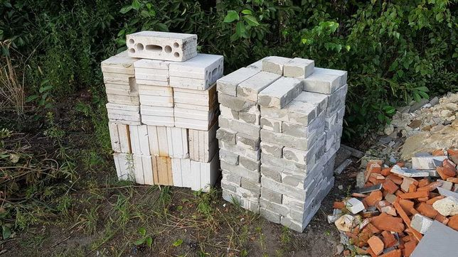 Silka 12 bloczki silikatowe Xella E12 oraz cegła silitatowa