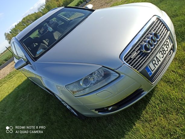 Sprzedam Audi A6 C6