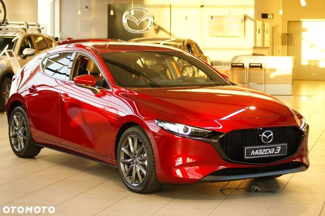 Mazda 3 Mazda3 5dr HB 2.0L SKYACTIV G 150KM 6MT 4x2 HIKARI