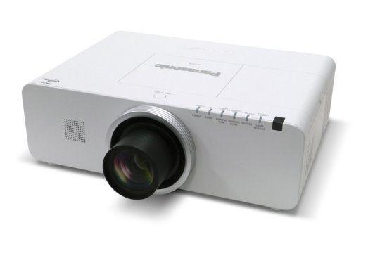 Projektor Rzutnik Kino Domowe Panasonic PT-EW630