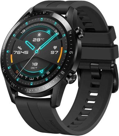Умные часы Huawei Watch GT 2 Sport 46mm Matte Black LTN-B19