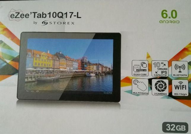Tablet eZee 10Q17-L, 10 polegadas, com garantia