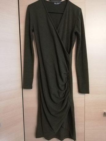 Sukienka ciążowa (uniwersalna)