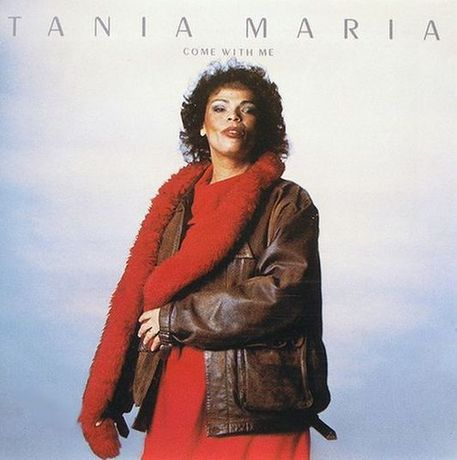 Tania Maria ‎– Come With Me. CD