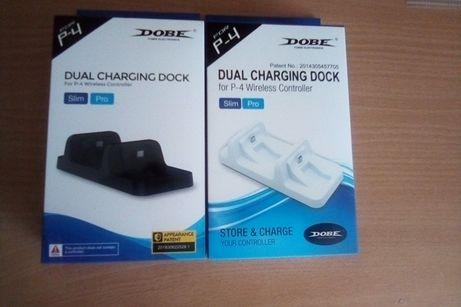 dual charging dock ps4/ps3 nova slim/pro