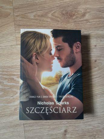 Szczęściarz - Nicholas Spark