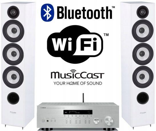 Yamaha R-N402D + Pylon Audio Pearl 27 - dostawa gratis !!!