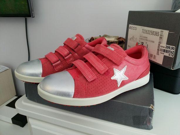 Nowe buty Ecco rozmiar 33. Buciki dla dziewczynki.