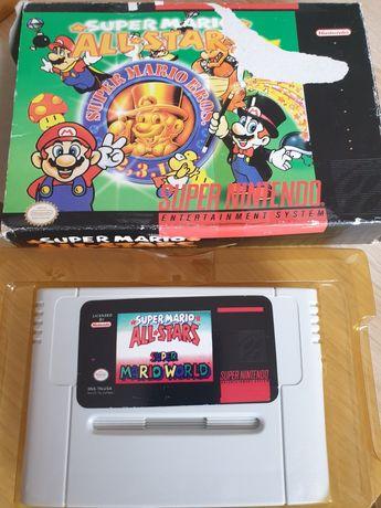 Stare gry na konsolę Nintendo snes