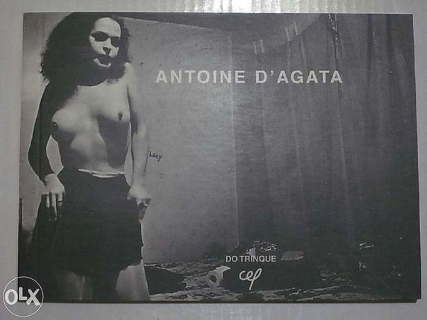 Antoine d'agata vigo livro raro fotografias