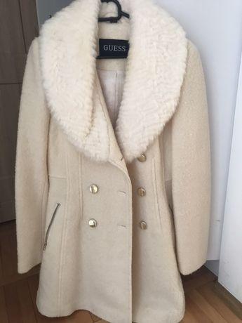 Płaszcz Guess nowy biały