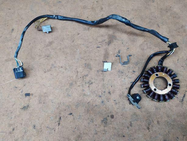 Stator stojan iskrownik zapłon cewki  części Suzuki DR-Z DRZ 400