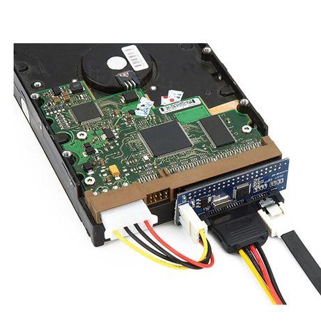 Адаптер односторонний IDE диск в SATA разъём