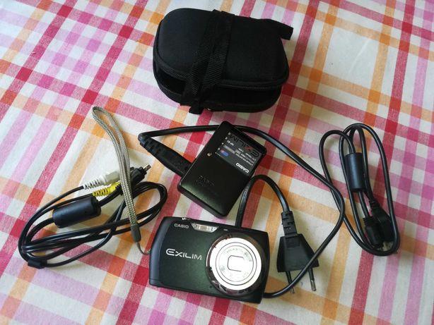 Máquina Fotográfica Casio