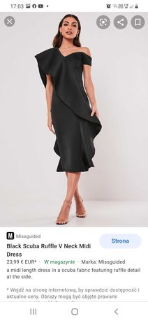 sukienka Missguised S