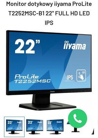 Monitor dotykowy iiyama T2252MSC-B1