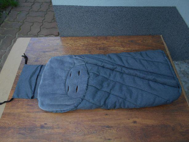Śpiwór Śpiworek do wózka Zamboo porządny