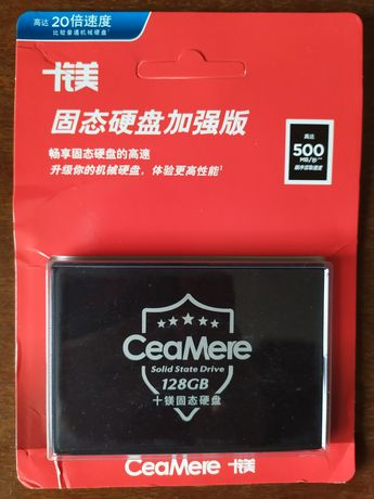SSD диск CeaMere 128Gb ССД Диск 128ГБ