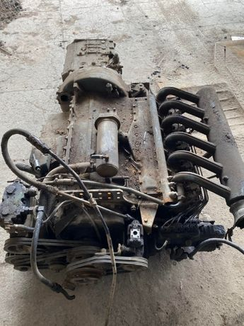 Мотор з коробкою передач Ікарус